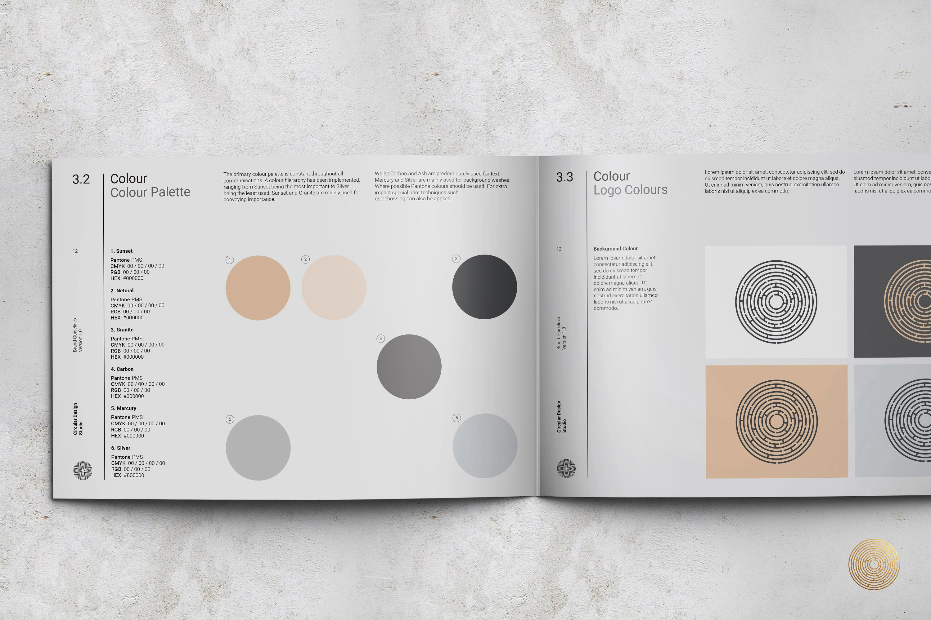 The Minimalist by Circular $36 from Creative Market
