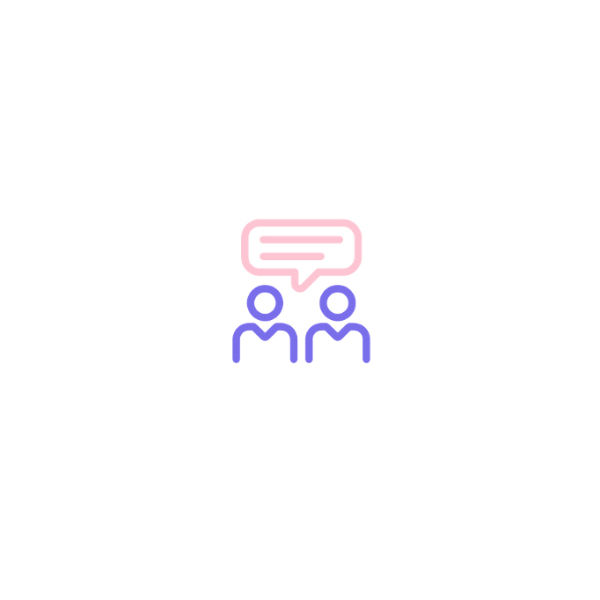 Conversation icon by Eugen Esanu