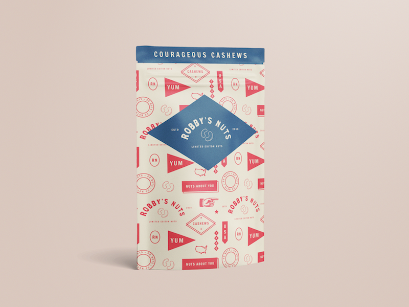 Initial pattern and product design by Tabitha Stead