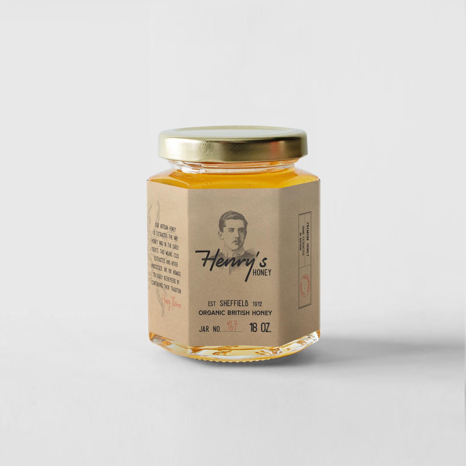 Henry's Honey by Fulvio Volpi