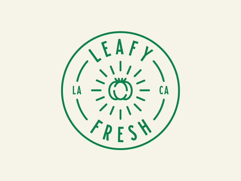 Leafy Fresh by Ryan Prudhomme