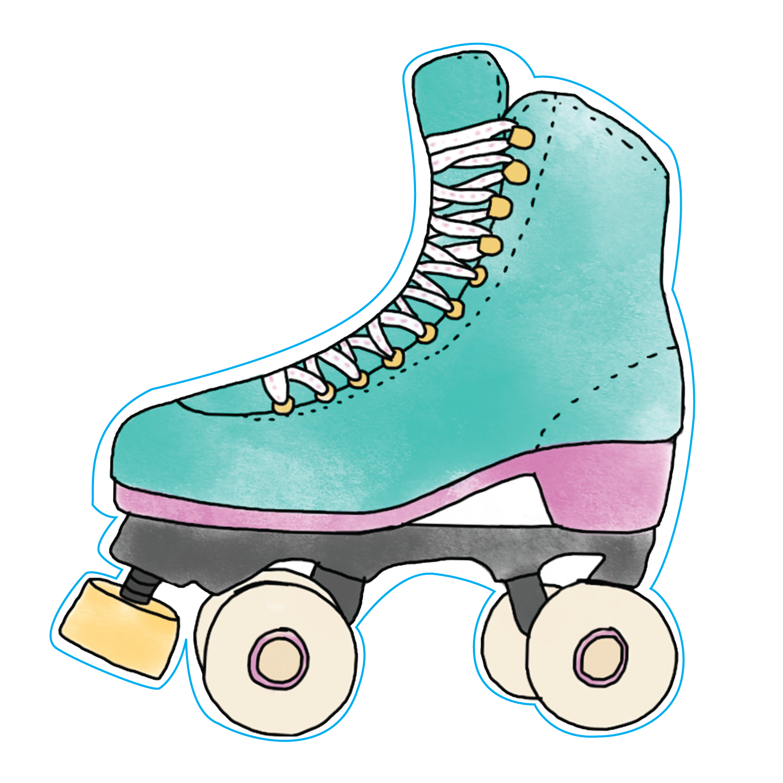 Briefbox custom sticker by sara mahar
