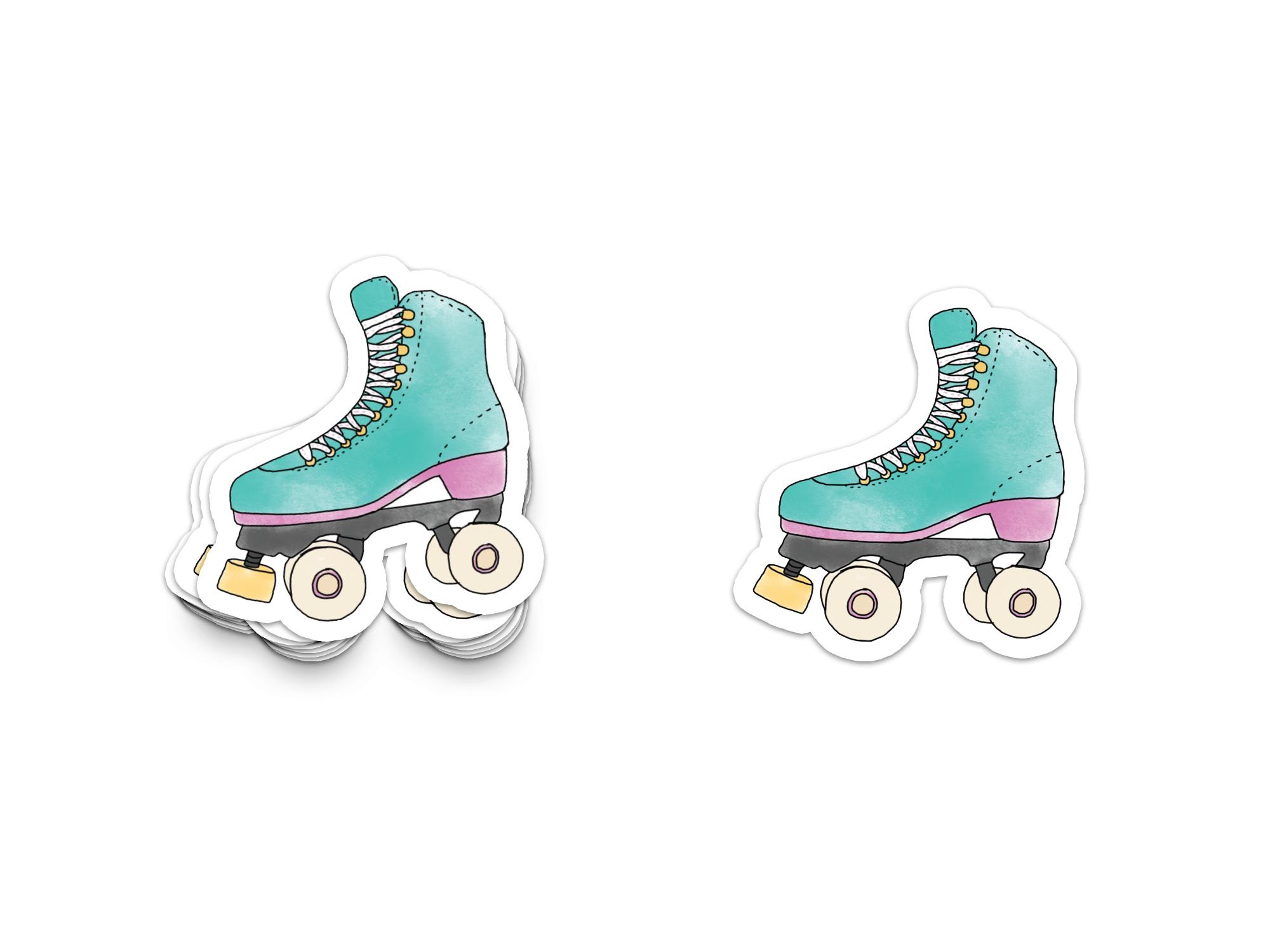 Custom Sticker Skaters