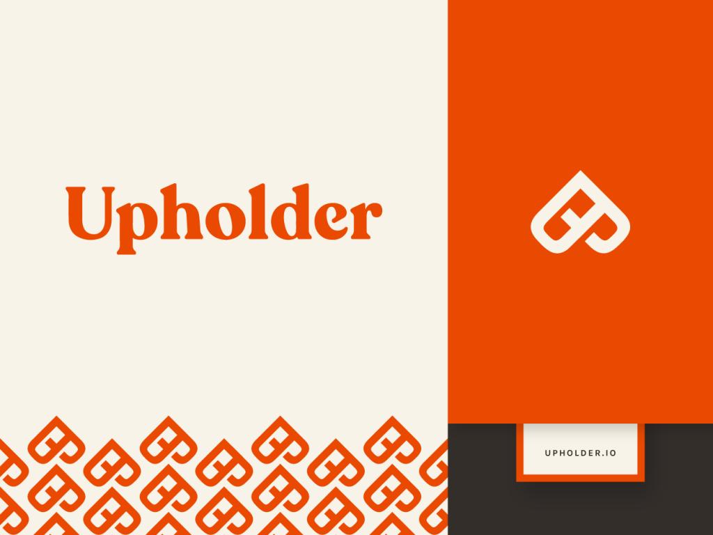 Upholder Brand Identity by Kylie Sky Souza