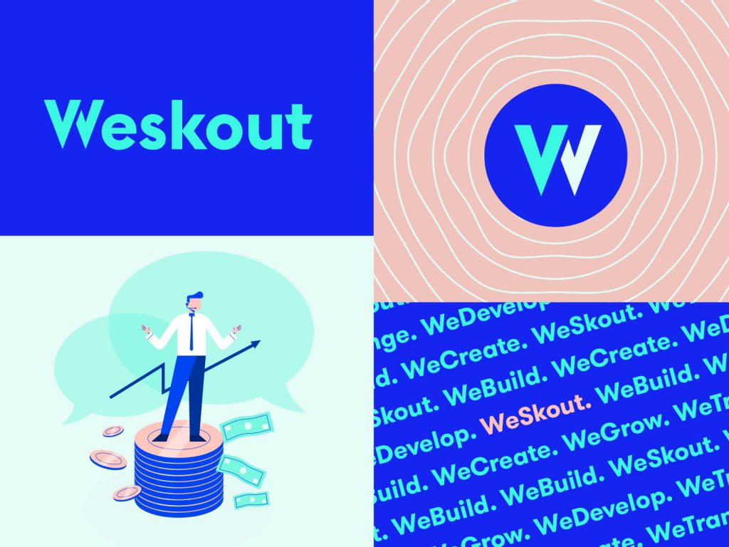 Weskout - Branding System by The Lab Studio