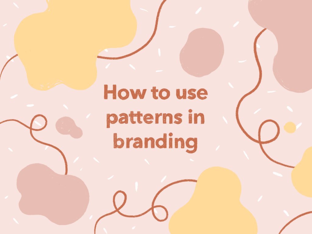 How to use patterns in branding